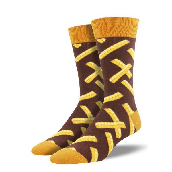 Socksmith Socken Pommes