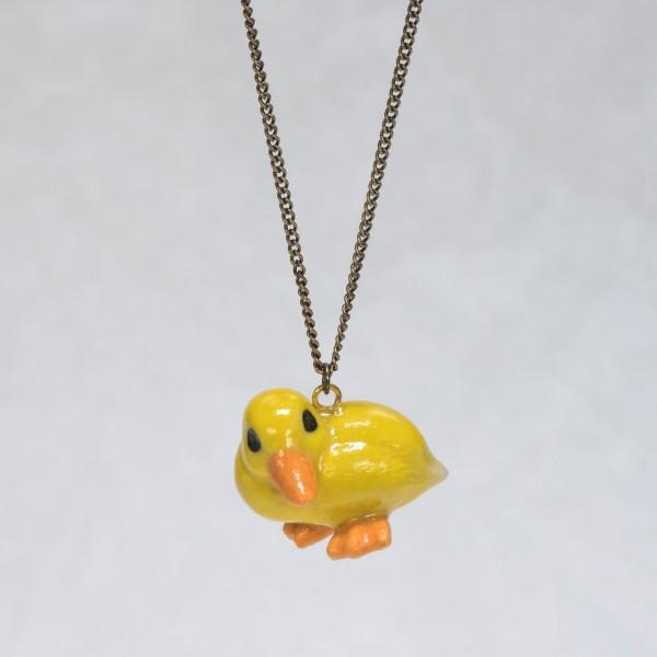 Halskette Ente von AndMary