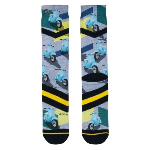 XPOOOS Socken Scooter
