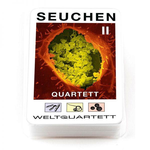 Quartett Seuchen 2