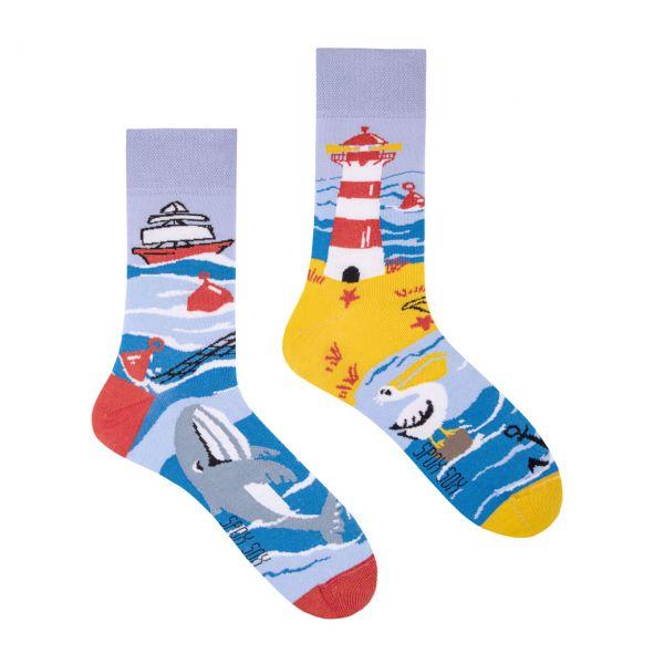 Spox Sox Socken Küste
