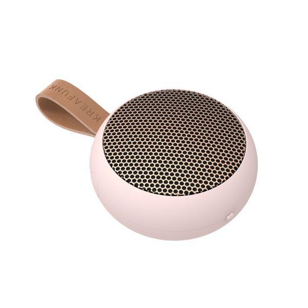 Kreafunk Bluetooth-Speaker aGo dusty pink