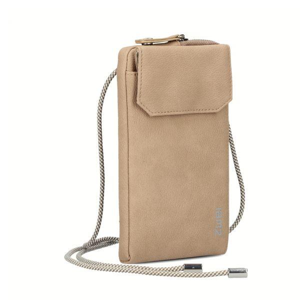 ZWEI Tasche Mademoiselle MP30 nubuk sand front