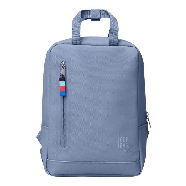 GOT BAG kids DayPack mini blau front