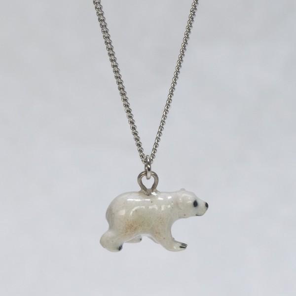 Halskette Eisbär von AndMary