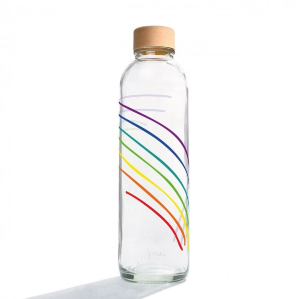 CARRY Flasche Rainbow 0,7l