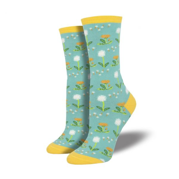 Socksmith Socken Löwenzahn türkis