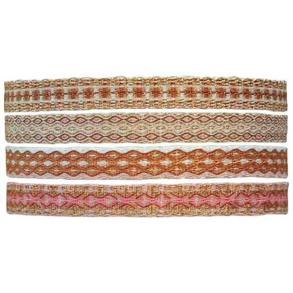 LeJu Armband MT80 4er Set rosa
