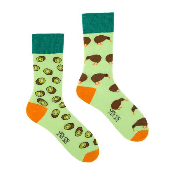 Spox Sox Socken Kiwi + Kiwi