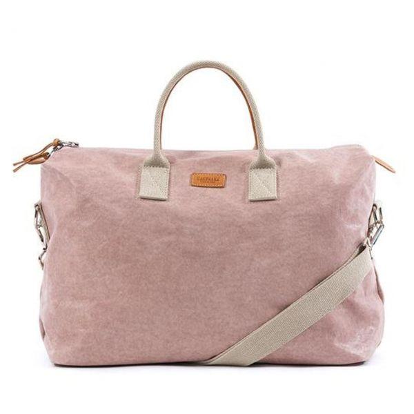 Uashmama Tasche Roma gross rosa front