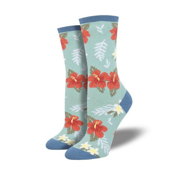 Socksmith Socken Aloha hellblau