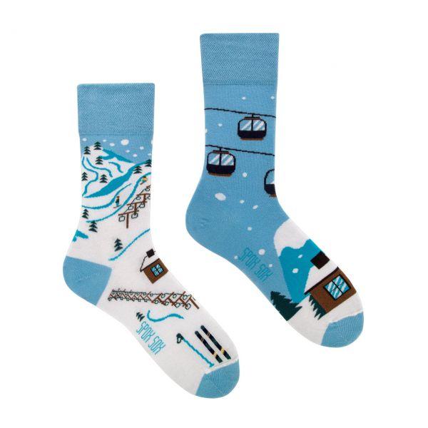Spox Sox Socken Wintersport