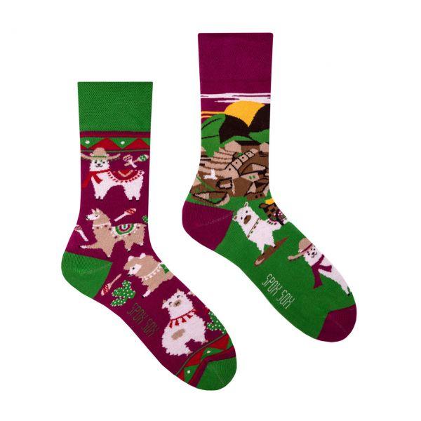 Spox Sox Socken Lamas