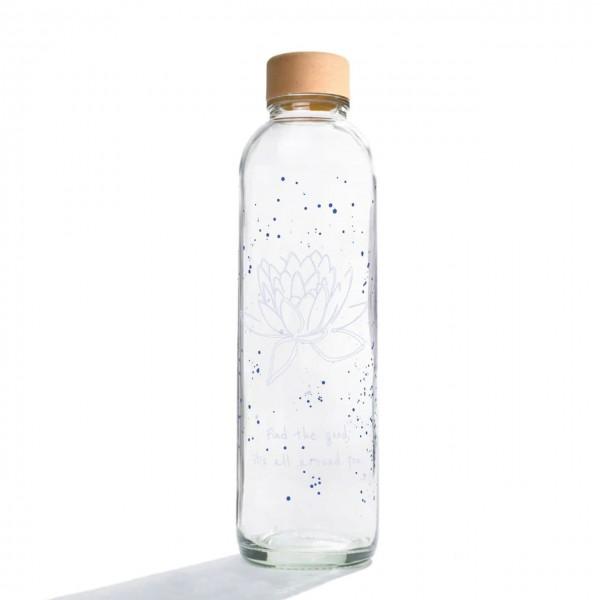 CARRY Flasche Find the good 0,7l mit Deckel