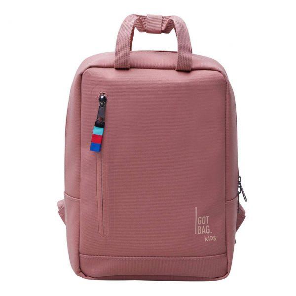 GOT BAG kids DayPack mini rosa front