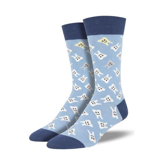 Socksmith Socken Zähne blau